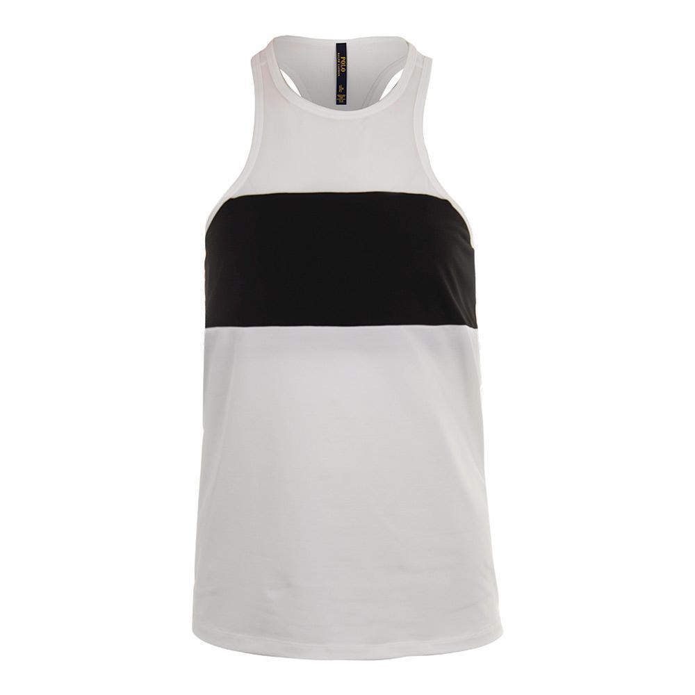 Women's Knit Tank Pure White
