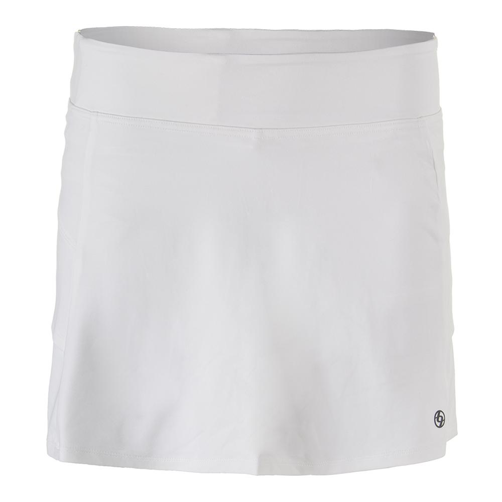 Women's Elevate Tennis Skort White