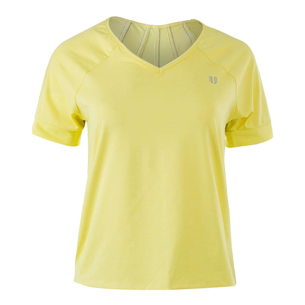 Women's Flying Tennis Vee Limelight