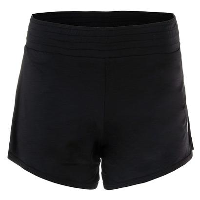 Women`s Tennis Third and Short Black