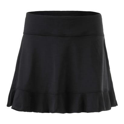 Women`s 14 Inch Jammin Tennis Skirt Black