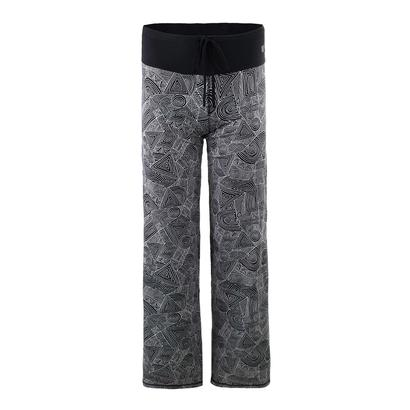 Women`s Cooldown Tennis Pant Intrepid Print