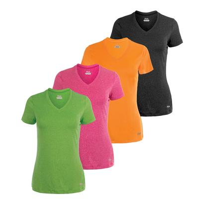 Women`s Fitness Short Sleeve Top