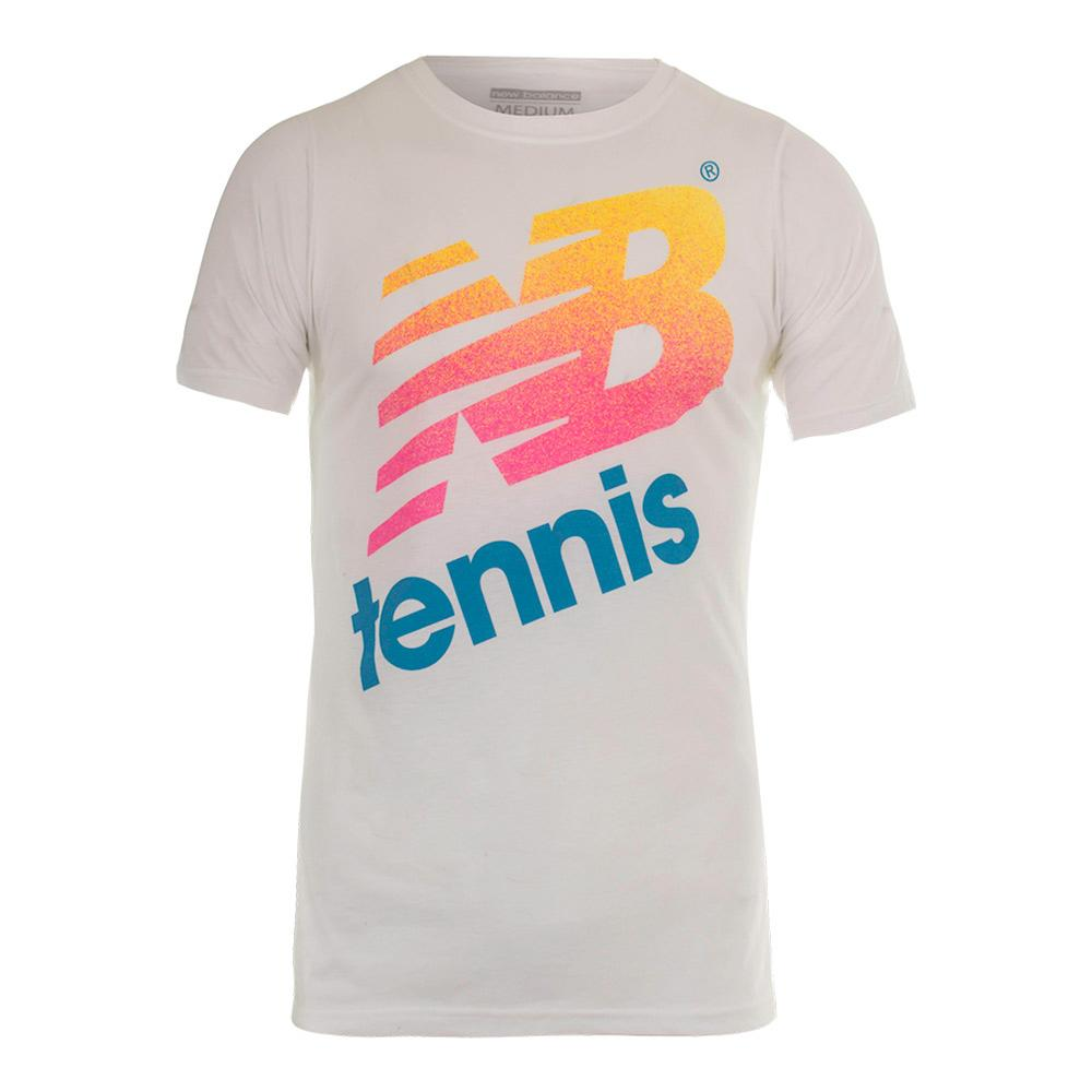 Men's Nb Tennis Tee White
