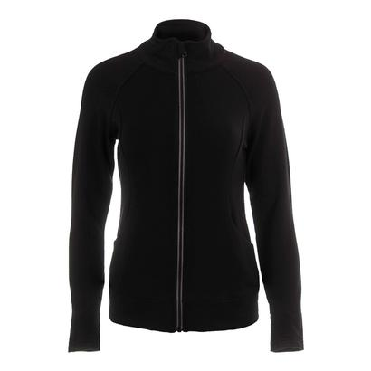 Women`s Escentia Tennis Jacket Black