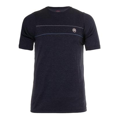 Men`s Kinosian Tennis Crew Heather Dark Denim