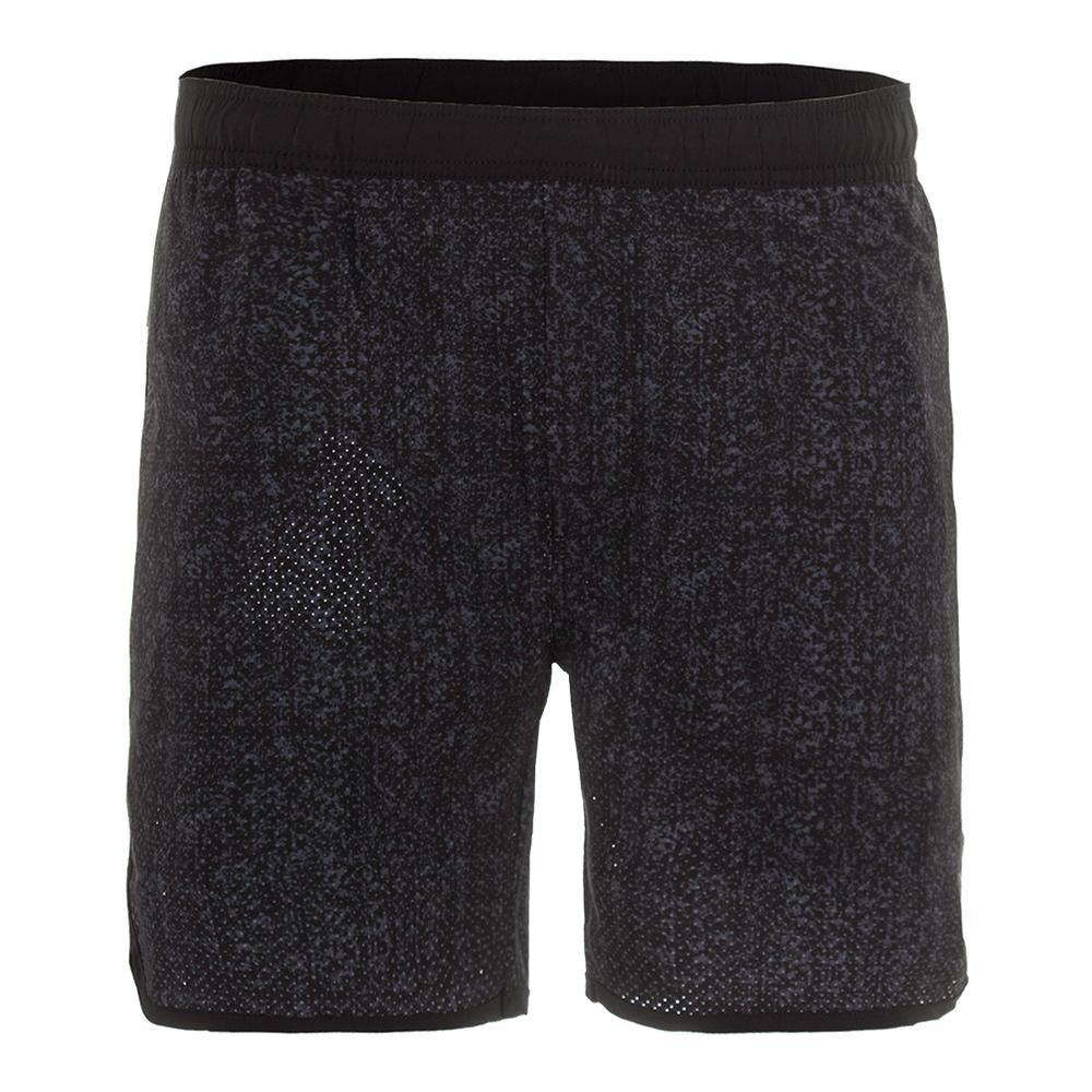 Men's Walley Tennis Short Black