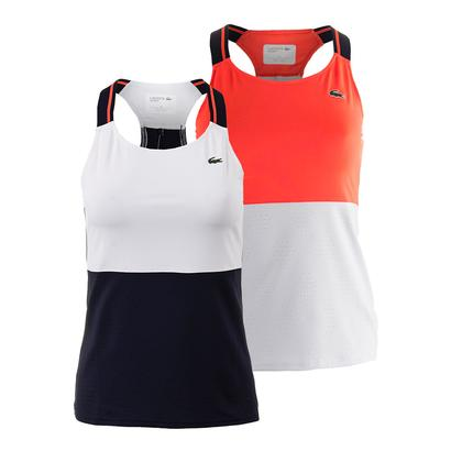 Women`s Sleeveless Technical Tennis Tank