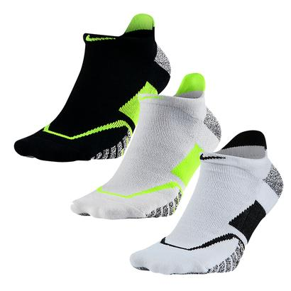 Grip Elite No Show Tennis Socks