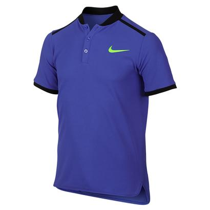 Boys` Advantage Tennis Polo Paramount Blue