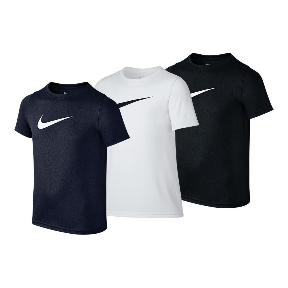 Boys ` Dry Training Tee