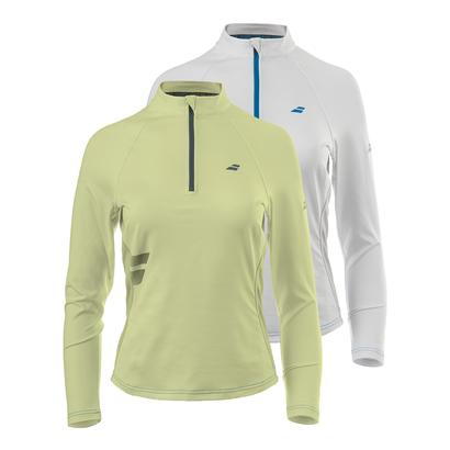 Women`s Core 1/2 Zip Tennis Top