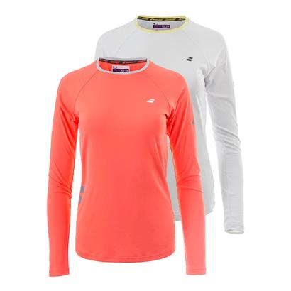 Women`s Core Long Sleeve Tennis Tee