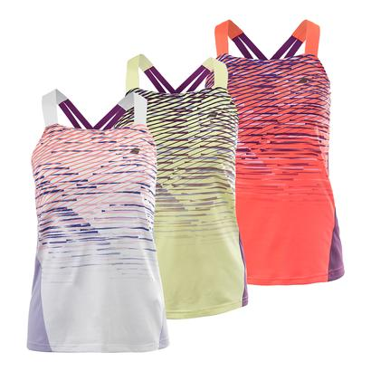 Women`s Performance Tennis Tank