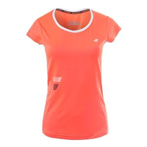 Women`s Core Flag Club Tennis Tee