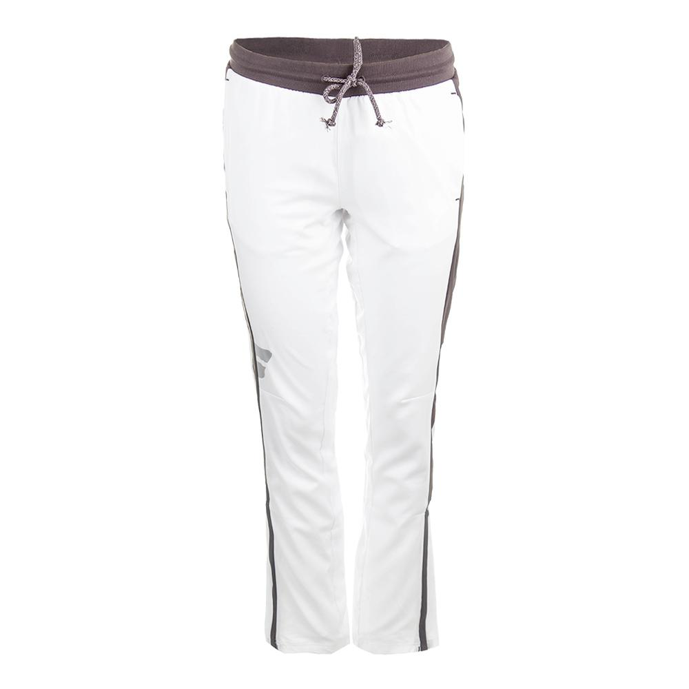 Women's Core Club Tennis Pant White