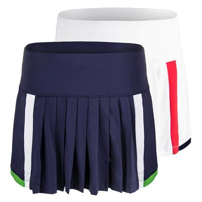 Women`s Heritage Pleated Tennis Skort