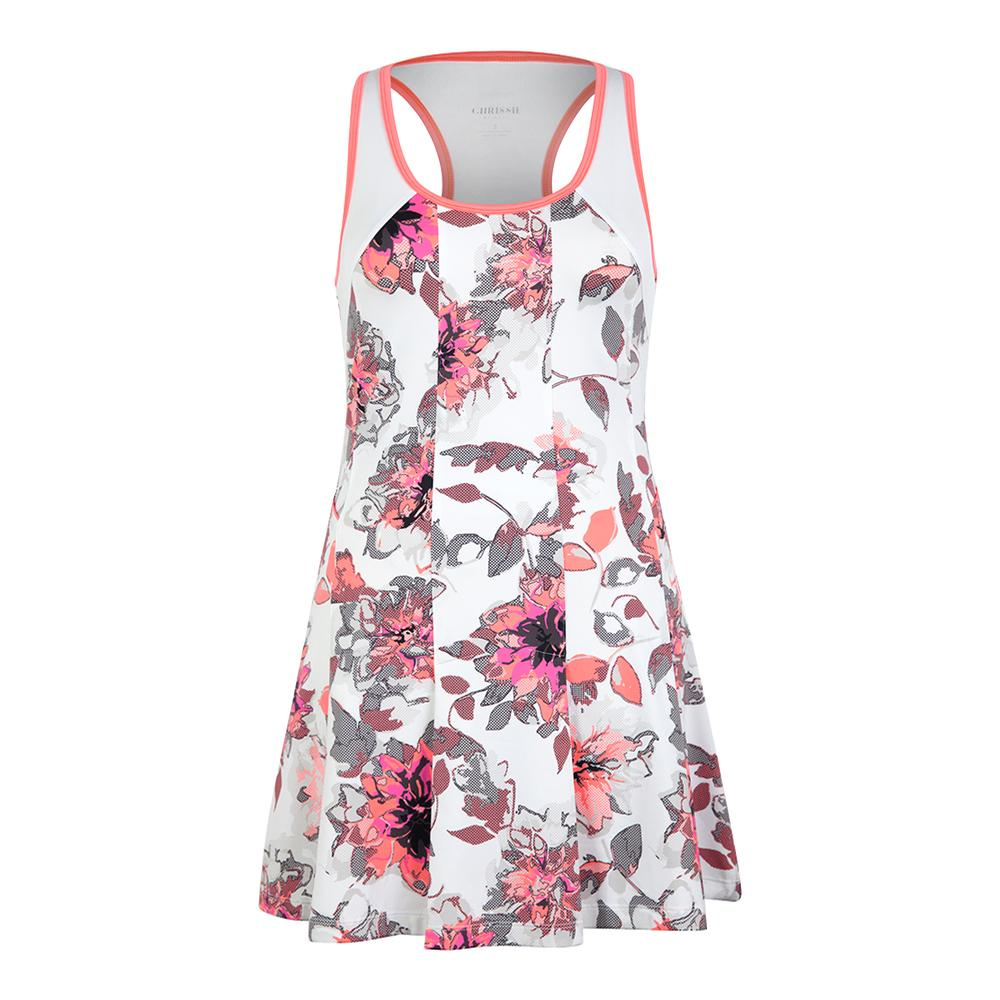 Women's Ana Tennis Dress Dahlia