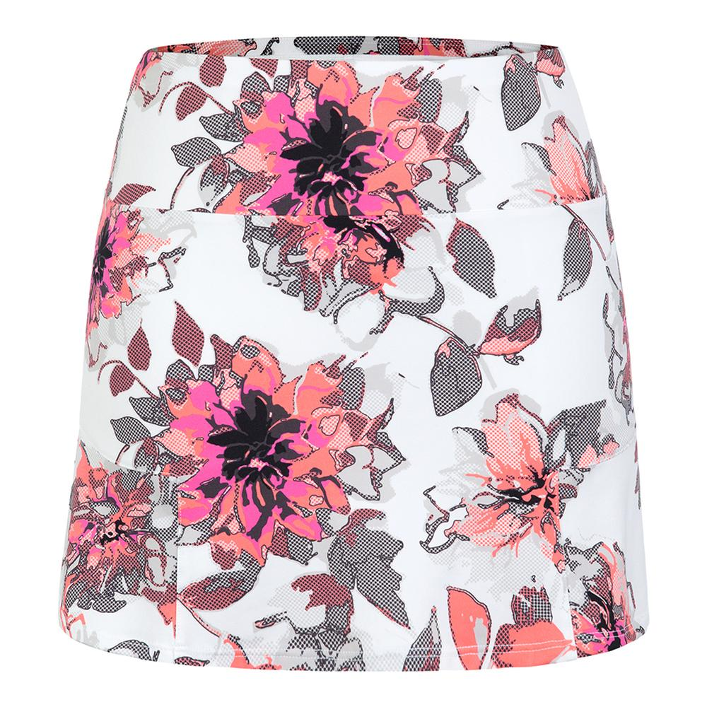 Women's Molly 14.5 Inch Tennis Skort Dahlia