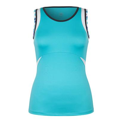 Women`s Emily Tennis Tank Curacao