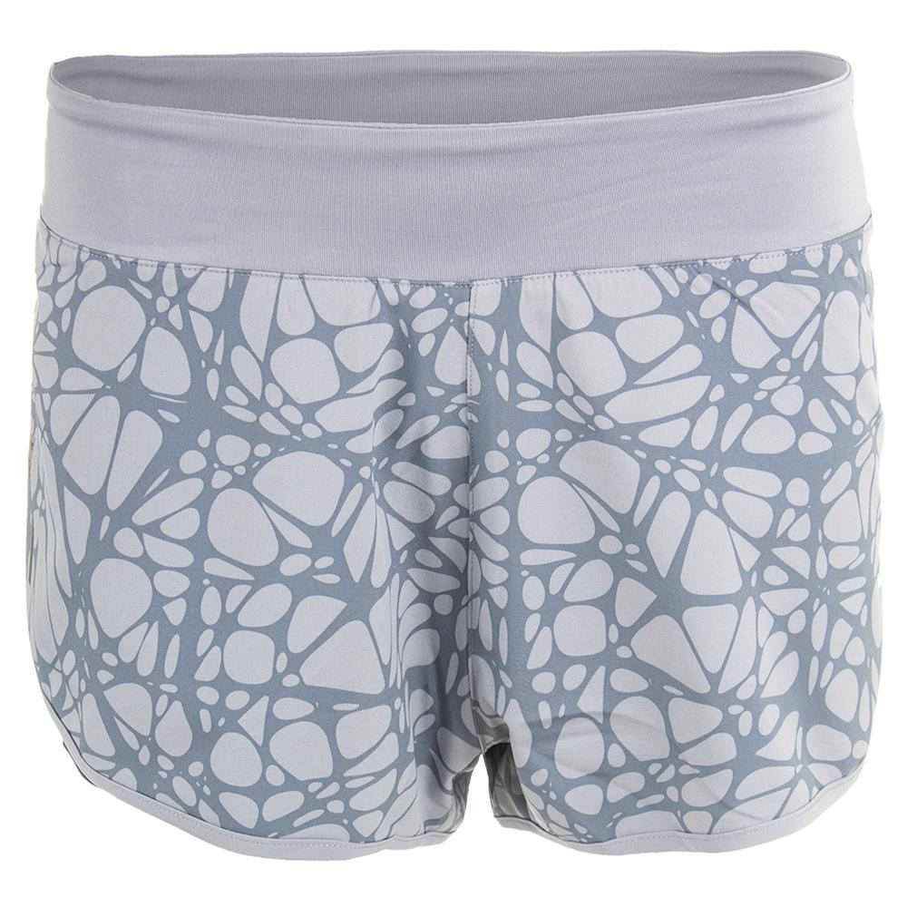 Women's Double Layer Short Wild Dove