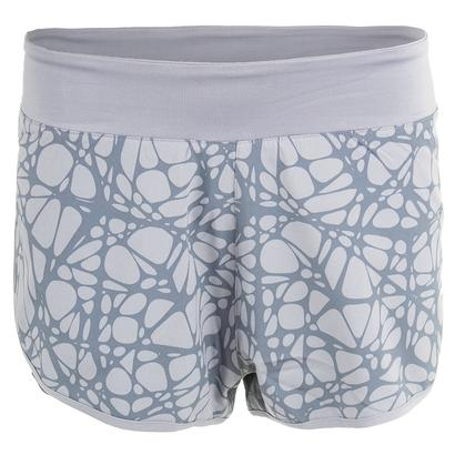 Women`s Double Layer Short Wild Dove
