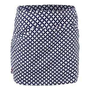 Women`s Challenger Tennis Skort Diamond Print