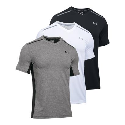 Men`s Threadborne Center Court V Tennis Top