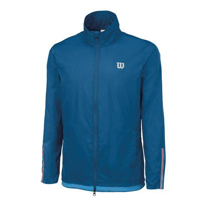 Men`s Star UV Tennis Jacket Deep Water