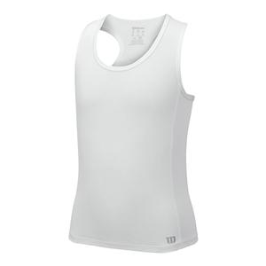 Girls` Core Tennis Tank