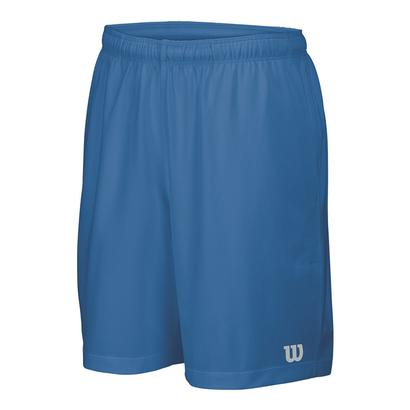 Boys` Core 7 Inch Woven Tennis Short Deep Water