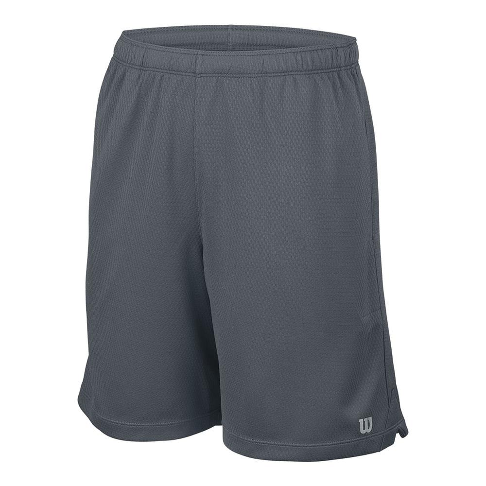 Boys ` Core 7 Inch Knit Tennis Short Turbulence