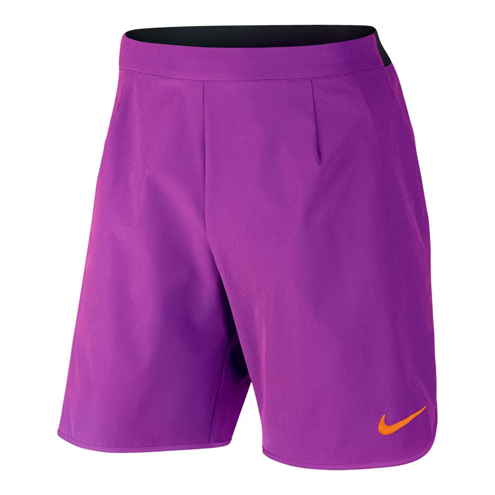 Men's Court Flex Ace 9 Inch Tennis Short