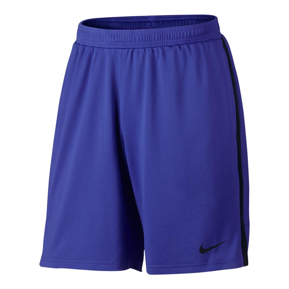 Men's Court Dry Knit 9 Inch Tennis Short Paramount Blue