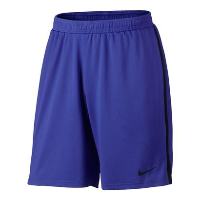 Men`s Court Dry Knit 9 Inch Tennis Short Paramount Blue
