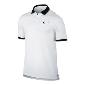 Men`s Court Team Dry Tennis Polo