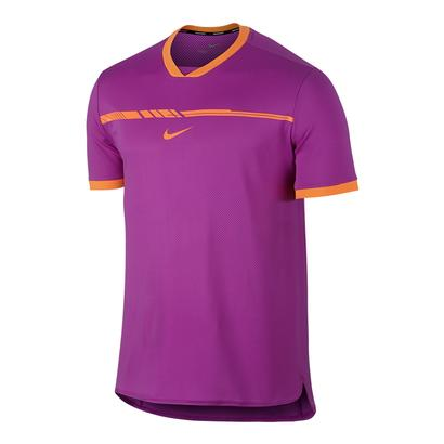 Men`s Rafa AeroReact Challenger Tennis Top