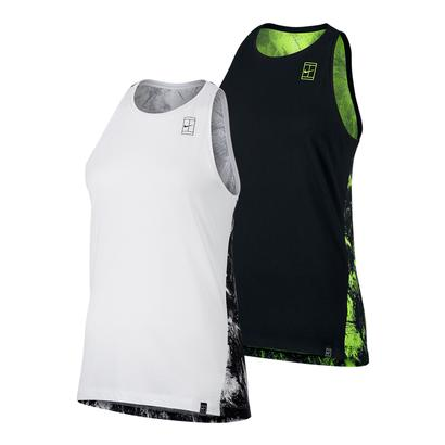 Women`s Court Signal Dust Tennis Tank