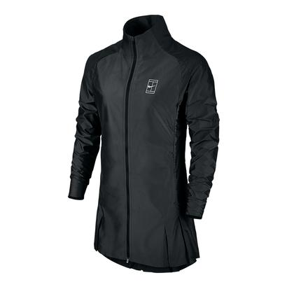Women`s Court Premier Tennis Jacket Black