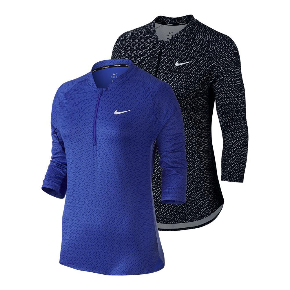 Women's Premium Baseline 3/4 Sleeve Tennis Top