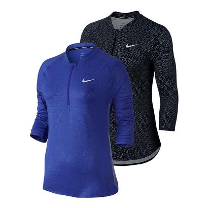Women`s Premium Baseline 3/4 Sleeve Tennis Top