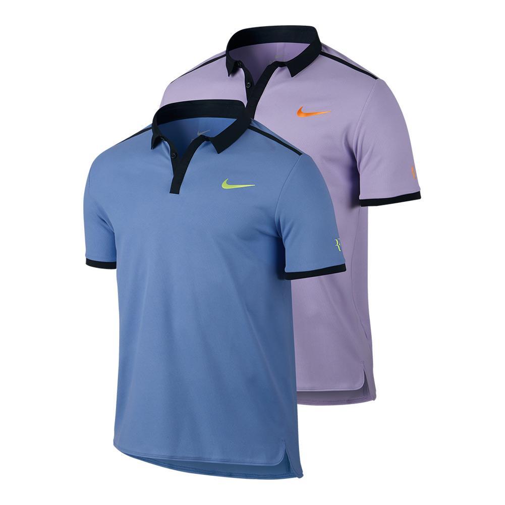 Men's Roger Federer Premier Tennis Polo