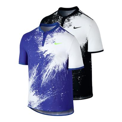 Men`s Court Breathe Advantage Tennis Polo