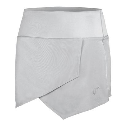 Girls` Origami Tennis Skort White