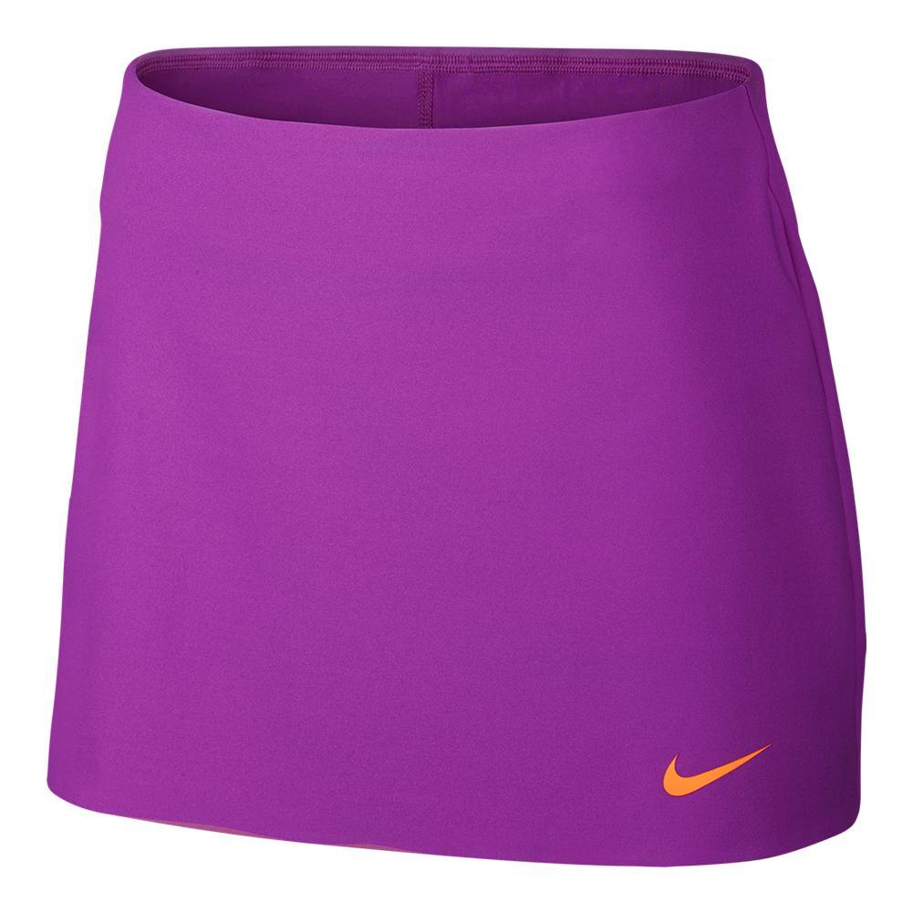 Women's Court Power Spin 11.75 Inch Tennis Skort