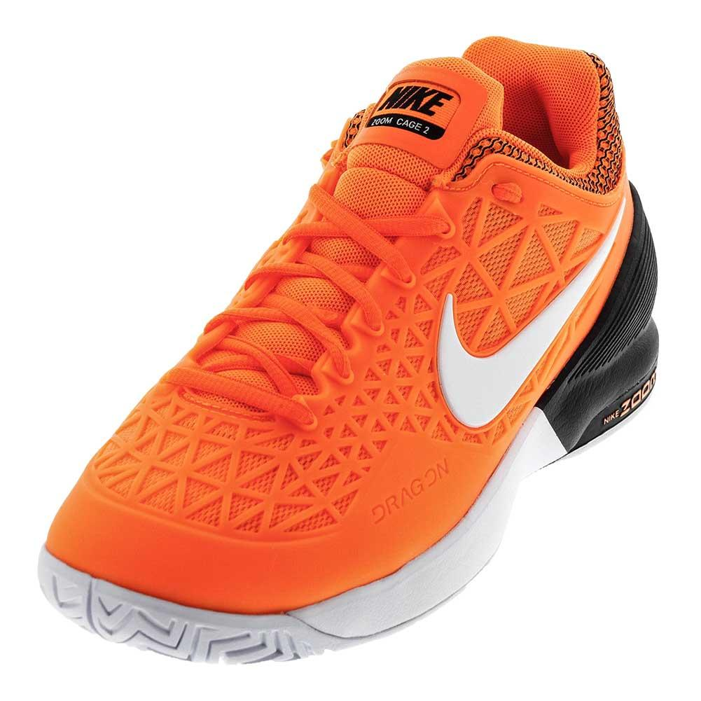 WMNS Nike Zoom Cage 2 Tennis Tart blanc noir SZ ( 705260 802