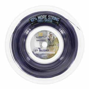 ALU Power 125 16L 20 Year Anniversary Tennis String Reel Purple