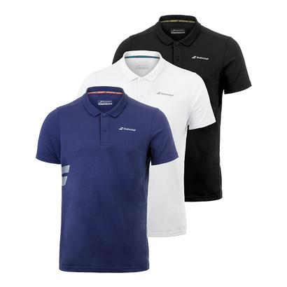 Men`s Core Poly Pique Tennis Polo