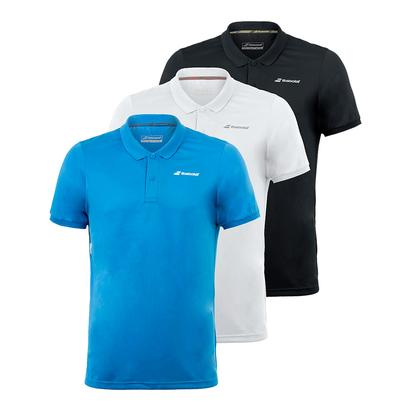 Men`s Core Club Tennis Polo