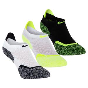 Elite No Show Tennis Socks